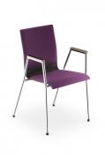 Scaun de Vizitator Cadeira 4L-Arm Plus