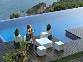 Mobilier Outdoor QUADRAT